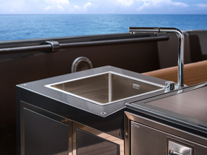 apex yachts 60 sink
